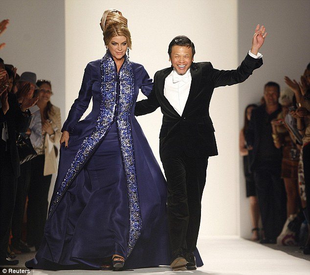 Zang Toi is one of New York's most stylish people