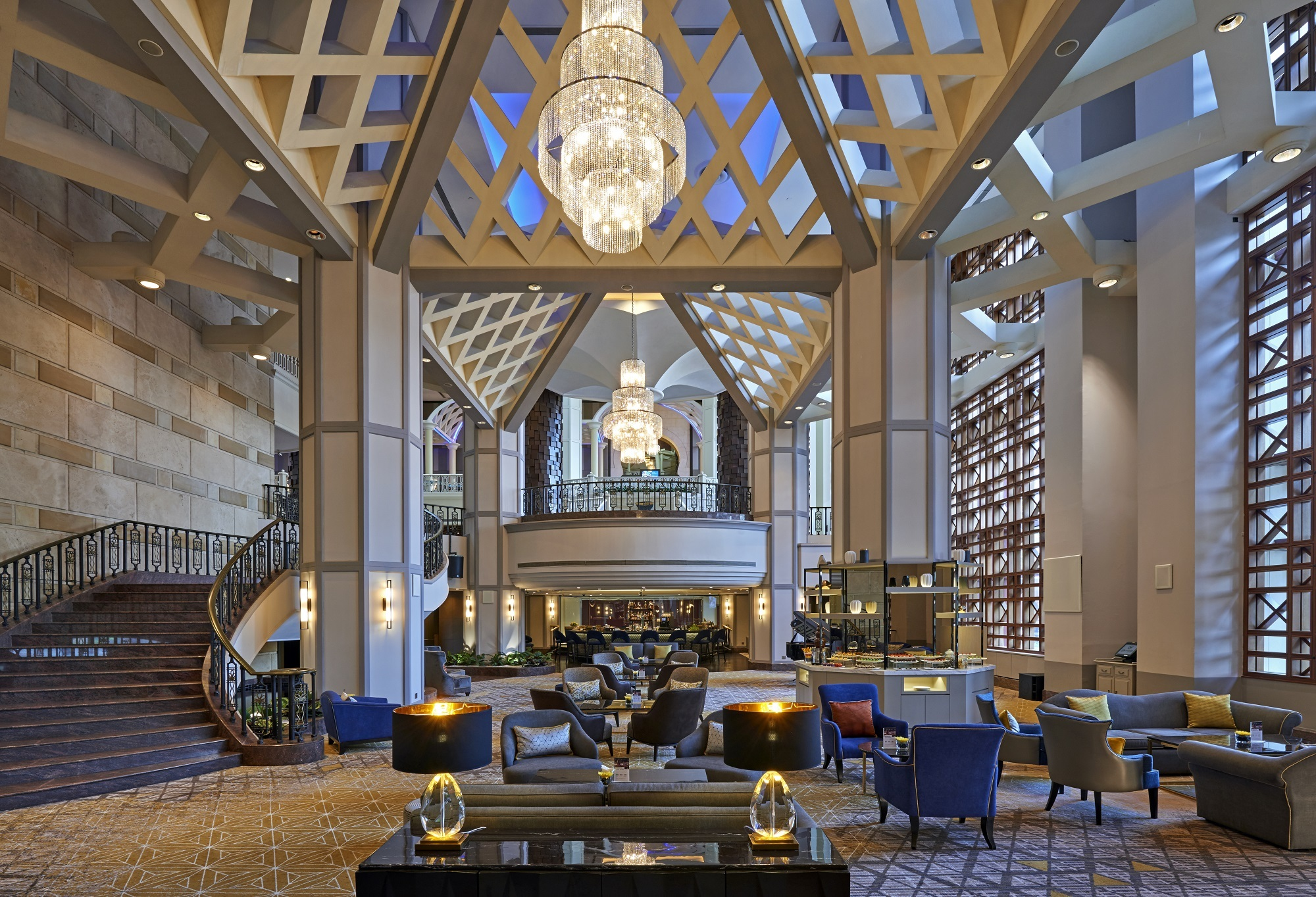 SHERATON IMPERIAL KUALA LUMPUR HOTEL RELAUNCHES WITH A NEW LOOK