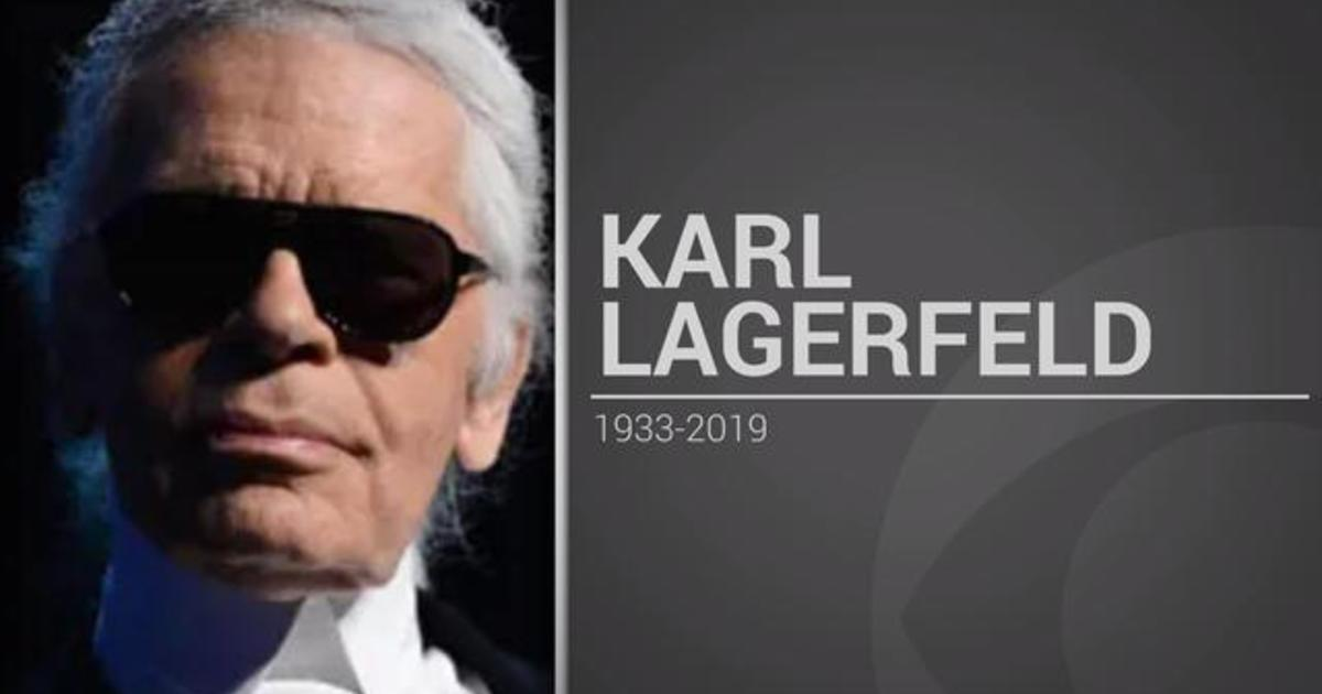 Tribute: Karl Lagerfeld, Chanel's iconic fashion designer