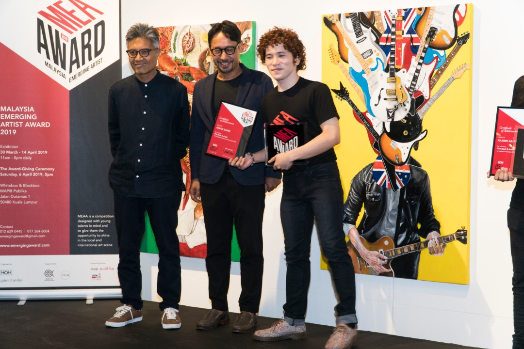 MALAYSIAN EMERGING ARTISTS (MEA) AWARDS 2019 - HOMME