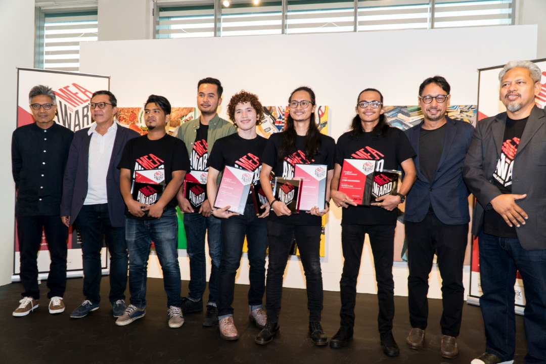 MALAYSIAN EMERGING ARTISTS (MEA) AWARDS 2019