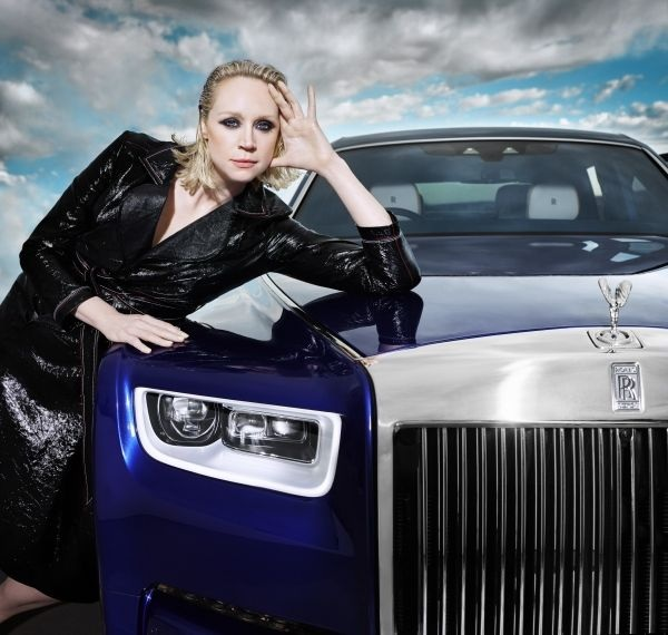 ROLLS-ROYCE PHANTOM SHOT BY BRITISH PHOTOGRAPHER RANKIN